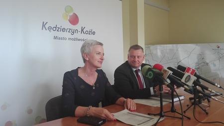 Sabina Nowosielska i Wojciech Jagiełło