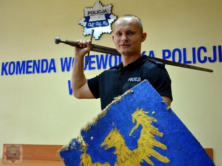 sierż. Paweł Kistela/Źródło: KWP w Opolu